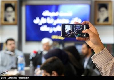 نشست خبری محمدرضا عارف رئیس شورای سیاستگذاری اصلاحطلبان و فراکسیون امید مجلس شورای اسلامی
