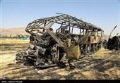 پزشکی قانونی: انجام آزمایش DNA خانواده متوفیان تصادف اتوبوس در 3 استان