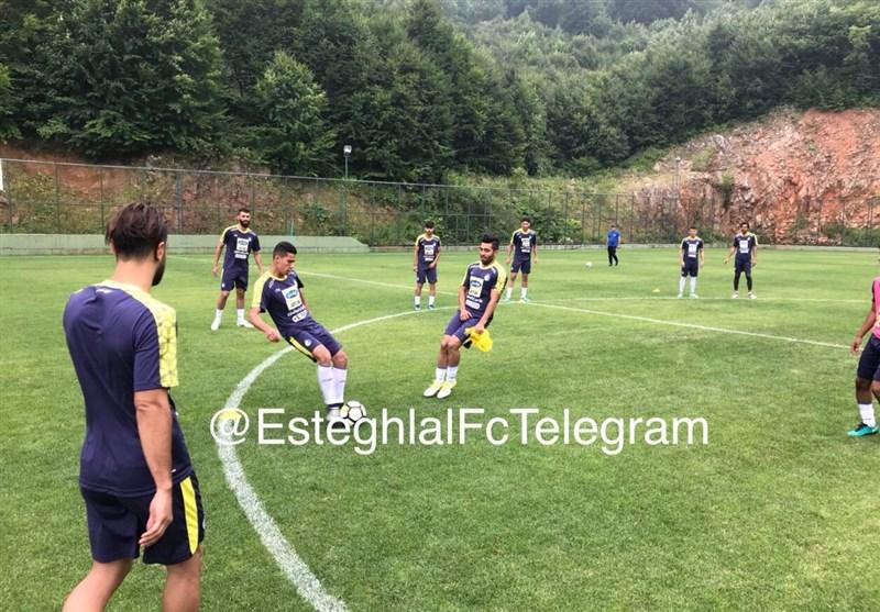 فوتبال,استقلال تهران