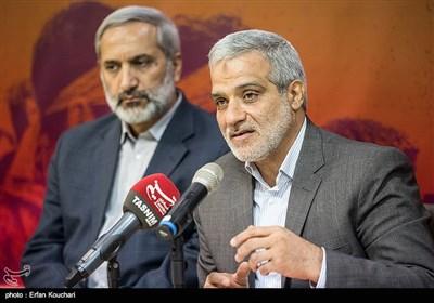 سخنرانی مجید قلی زاده در آئین افتتاح پایگاه بسیج شهید حسن طهرانی مقدم خبرگزاری تسنیم