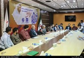 افتتاح پایگاه بسیج خبرگزاری تسنیم