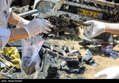 ایران میں بس اور آئل ٹینکر کے خونین تصادم میں 11 افراد جاں بحق