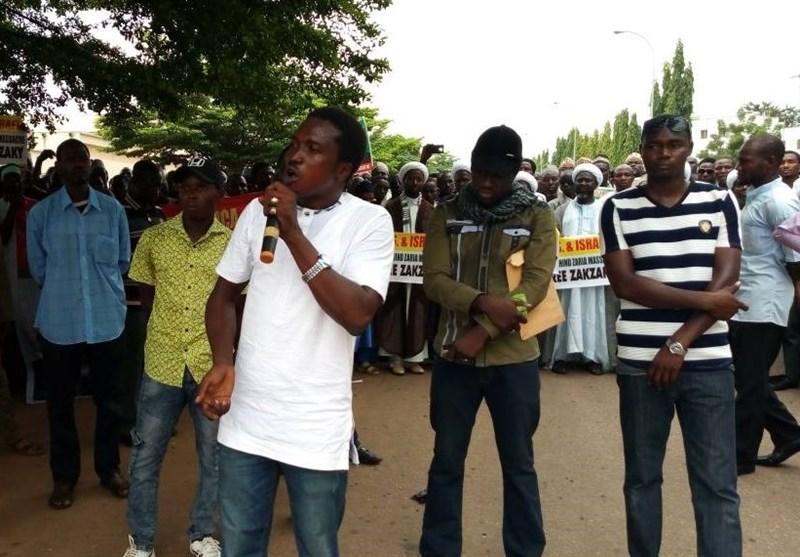 """Massive """"Free Zakzaky"""" Rally Held in Nigerian Capital (+Photos)"""