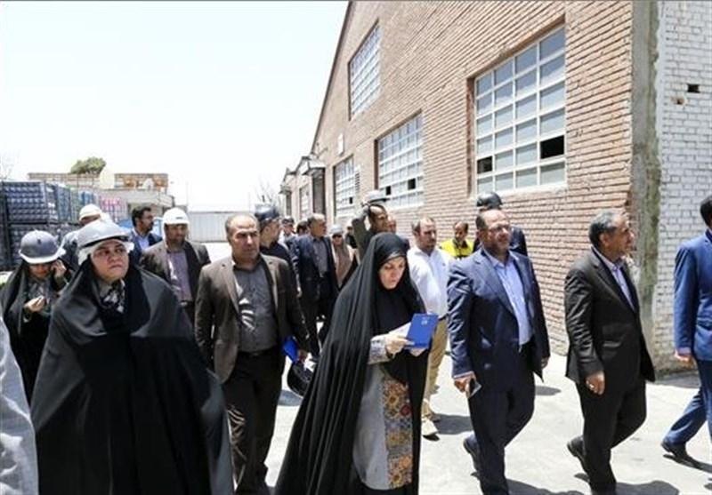 تهران| قوانین کمکرسان به تولیدکنندگان و صنعتگران باید مورد بازبینی قرار گیرد