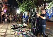 پاکسازی و ساماندهی دستفروشان مناطق مرکزی تهران
