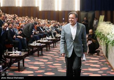 عباس آخوندی در بیست و یکمین اجلاس سازمان نظام مهندسی ساختمان