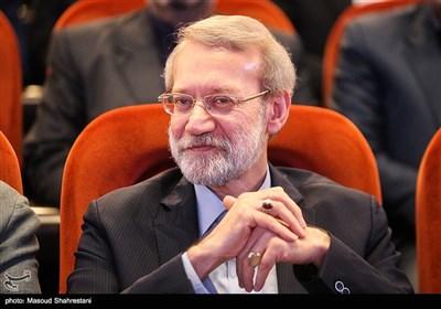 علی لاریجانی در بیست و یکمین اجلاس سازمان نظام مهندسی ساختمان