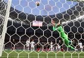 جام جهانی 2018|ناکامی انگلیسیها مقابل کرواسی به روایت تصویر