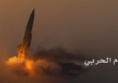 اصابت موشک بالستیک به قلب شهر «مأرب» یمن