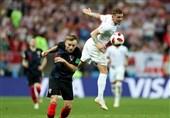 جام جهانی 2018| دیدار انگلیس و کرواسی به وقت اضافه کشیده شد/ هتتریک شاگردان دالیچ