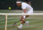 تنیس گرنداسلم ویمبلدون| نادال با برتری دشوار، رقیب جوکوویچ در نیمهنهایی شد