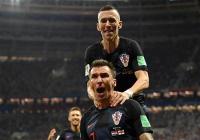 جام جهانی 2018| کرواسی با شکست انگلیس برای اولین بار به فینال رسید/ طلسم سه شیر شکسته نشد