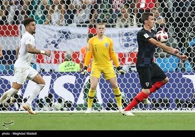 دیدار نیمهنهایی جام جهانی 2018 - انگلیس ، کرواسی