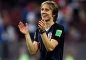 جام جهانی 2018| طعنه مودریچ به انگلیسیها پس از صعود به فینال: خیلی ما را دستکم گرفته بودید و بهتر است متواضعتر باشید!