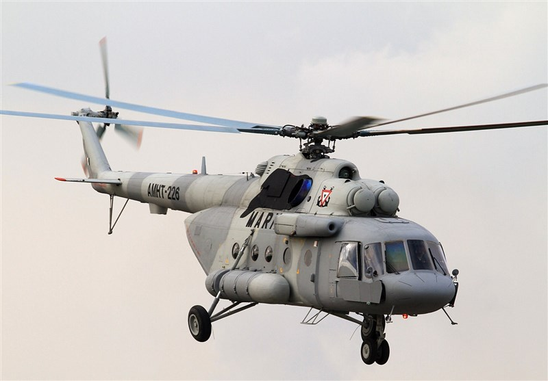 Russia May Sell 48 Mil-17 Helicopters to India