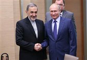 Putin, Iran's Special Envoy Meet in Moscow