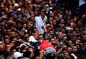 اسرائیلی فوج کے فضائی حملے میں ایک اور فلسطینی شہید