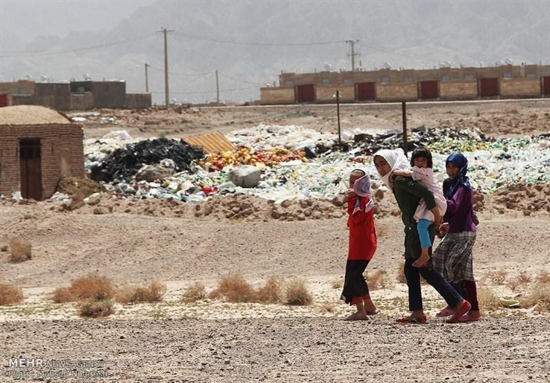 زنگ خطر زبالههای پلاستیکی در حاشیه شهر بیرجند به صدا درآمد