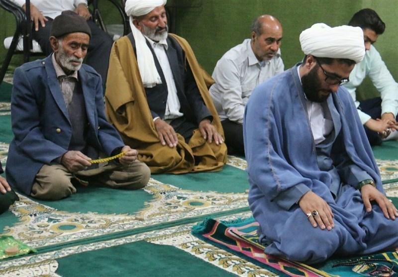 آبادانی روستای بیآب با حضور روحانی جوان جهادگر/هنوز امید در روستا زنده است