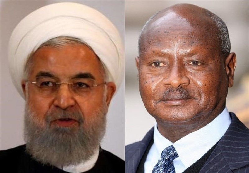 Iranian President Sends Message to Uganda