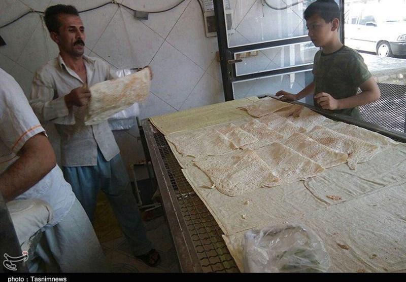کردستان پای حرف نانوایان|