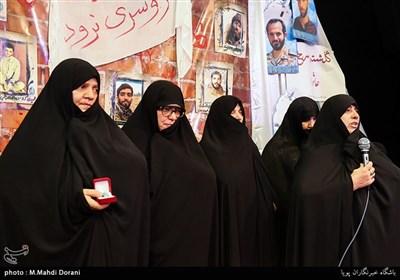 سخنرانی خواهر مسیح علینژاد در همایش دختران انقلاب