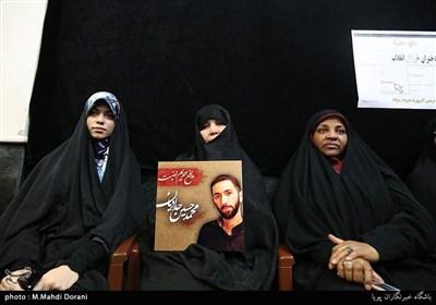 خانواده شهید محمدحسین حدادیان