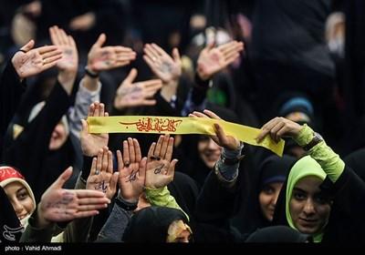 همایش دختران انقلاب