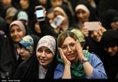 اجتماع چندهزار نفری «دختران انقلاب» در میدان امام حسین