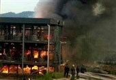 China Chemical Plant Blast Kills 19, Injures 12