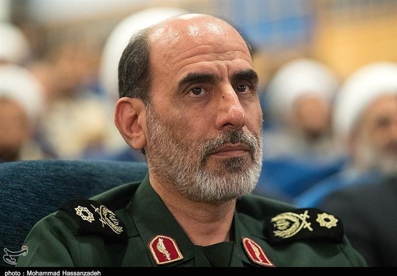 تهران| سردار سپهر: محرومیتزدایی بند نخست جهادگران در عهد با رهبری است