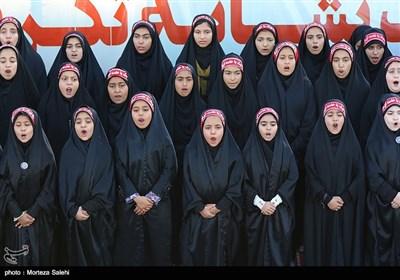 تشییع پیکر 11 شهید دفاع مقدس - اصفهان