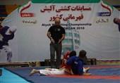 تیم استان گلستان در مسابقات کشتی آلیش قهرمان کشور شد