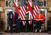 ترامپ: برگزیت میتواند موجب سختتر شدن روابط تجاری لندن با واشنگتن شود