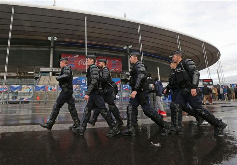 جام جهانی 2018| 110 هزار پلیس فرانسه برای بازی فینال بسیج شدند