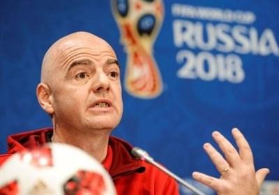 جام جهانی 2018| اینفانتینو: اول از همه هیرو را در آغوش بگیرید!/ ویدئو را آوردیم چون می خواستیم عدالت اجرا شود
