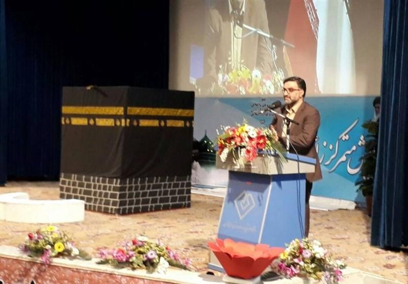 همایش متمرکز زائران حج 97 در کاشان برگزار شد