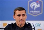 جام جهانی 2018| گریزمان: بیصبرانه منتظر بردن جام به فرانسه هستیم