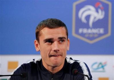 جام جهانی 2018| گریزمان: بی صبرانه منتظر بردن جام به فرانسه هستیم