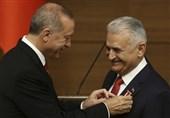 ختم رئاسة الوزراء یصل لید أردوغان من جدید
