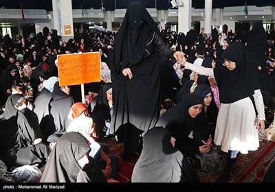 اجتماع حافظان حریم خانواده،عفاف و حجاب در قم