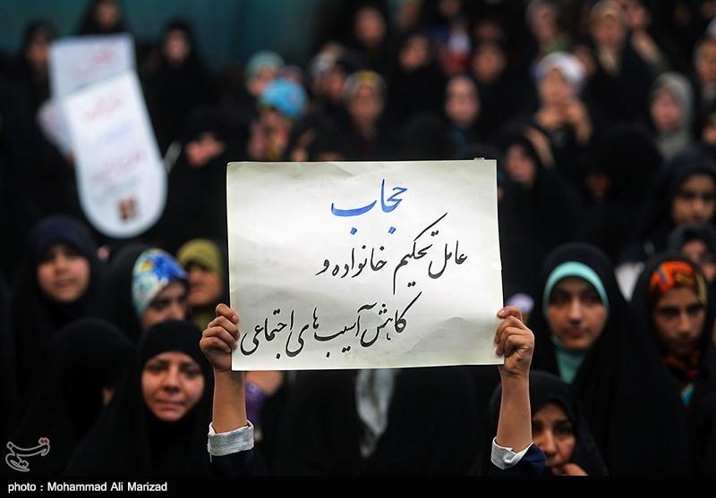 تهران| اجتماع 8000 نفری دختران در 21 استان کشوردر دهه کرامت