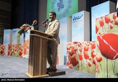 سخنرانی حاج حسین یکتا در رونمایی از کتاب (مربع های قرمز)خاطرات حاج حسین یکتا