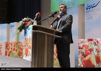 سخنرانی محمدحسین صفارهرندی عضو مجمع تشخیص مصلحت نظام در مراسم رونمایی از کتاب (مربع های قرمز)خاطرات حاج حسین یکتا