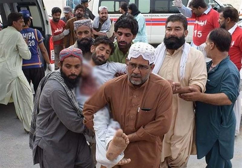 مستونگ کا خونین حملہ؛ شہداء کی تعداد بڑھ 149 ہوگئی