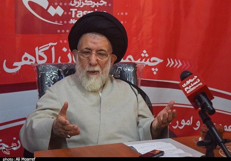 روز ملی استکبارستیزی| عضو مجلس خبرگان رهبری: تسخیر لانه جاسوسی ایران را در مقابل آمریکای جهانخوار مقاوم کرد