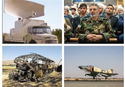 مهمترین اخبار نظامی در هفته ای که گذشت + لینک