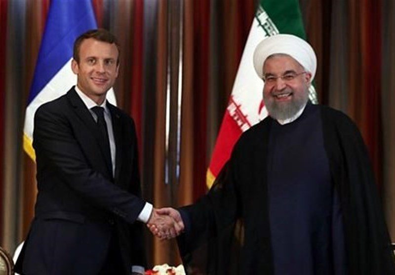 Iran Eyes Interaction with France against Unilateralism