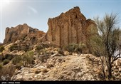 Qal'eh Dokhtar Castle in Firoozabad: Ancient Castle of Sassanid Period