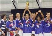 جام جهانی 2018| فرانسه قهرمان است!